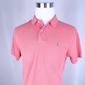 Ralph Lauren Short Sleeve Polo Shirt Embroidered